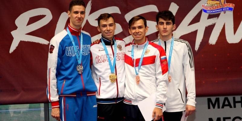 Южноуральские тхэквондисты завоевали 7 наград международного турнира