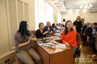 Награждение лучших спортсменов-2019 в Администрации Челябинска